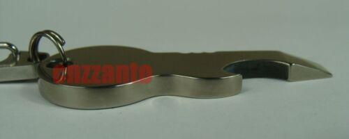 Titanium TC4 bottle opener multi-function outdoor EDC tool screw driver pendant