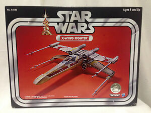 STAR-WARS-X-WING-FIGHTER-VINTAGE-COLLECTION-TOYS-R-US-EXCLUSIVE-New-Sealed