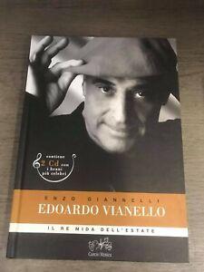 ENZO GIANNELLI - EDOARDO VIANELLO - il re Mida dell'estate - Libro + 2 cd