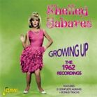 Growing up - The 1962 Recordings 0604988090826 Shelley Fabares