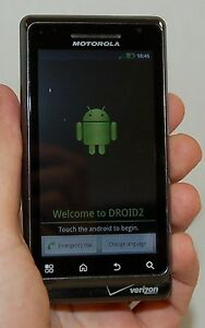 motorola verizon droid a855 smart phone 3g android full keyboard rh ebay com Unlocked Motorola Devour Release Date Motorola Devour