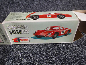 Clifford-Marcos-Volvo-GT-Telsalda-Lucky-Toys-Box-Only