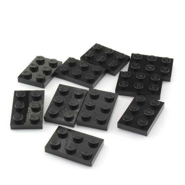 neu hell-blaugrau 20 x LEGO Baustein 1 x 1 mit seitlicher Noppe 87087