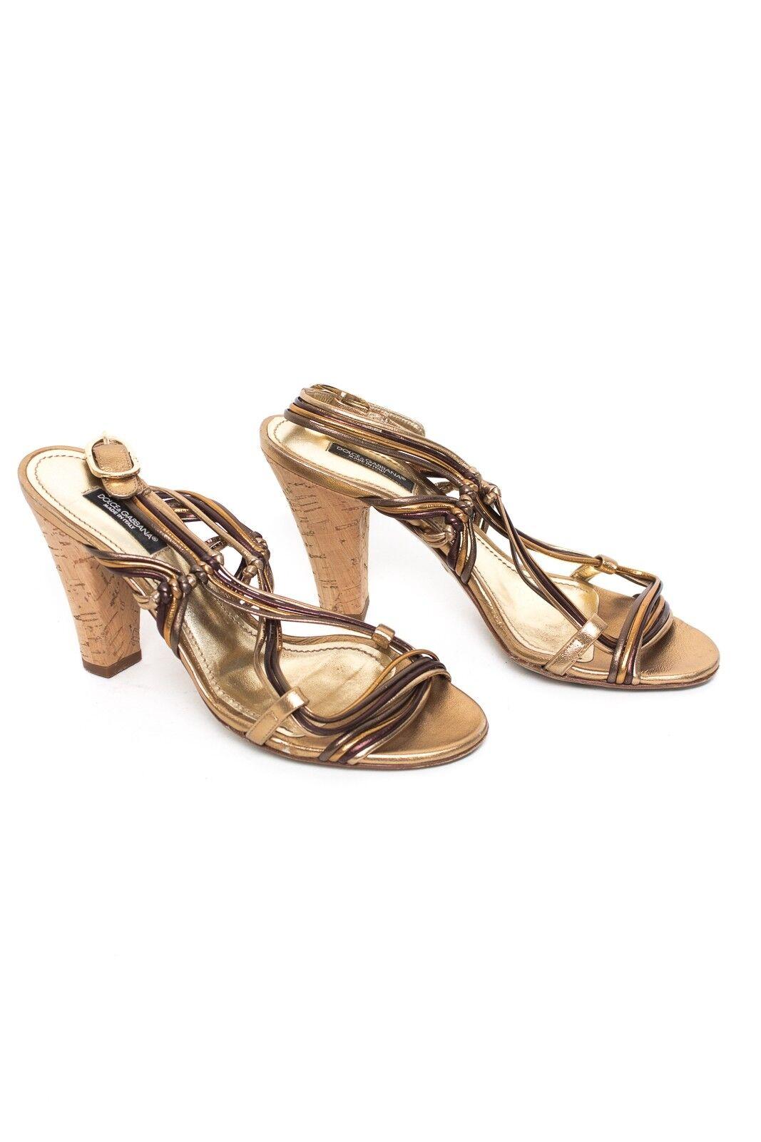 36 Gabbana Dolce Sandali Donna 5 Da Scarpe Taglia Eu OXvFq