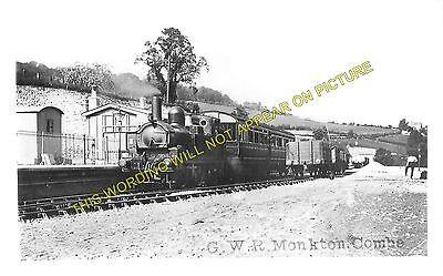 Hallatrow Line Limpley Stoke 2 Monkton Combe Railway Station Photo Midford