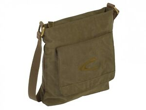 camel-active-Journey-Shoulder-Bag-S-Umhaengetasche-Tasche-Khaki-Gruen-Neu