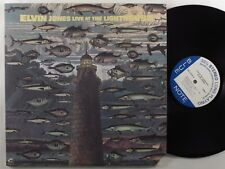 ELVIN JONES Live At The Lighthouse BLUE NOTE 2XLP VG++/NM gatefold