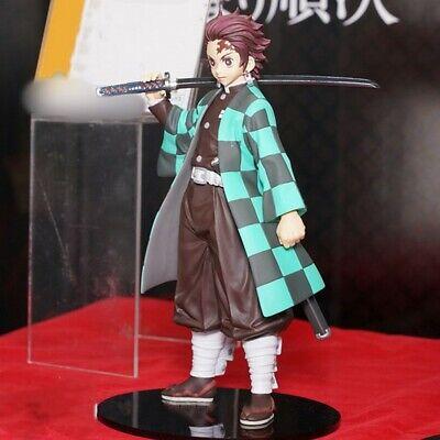 7.09/'/' Demon Slayer Kimetsu no Yaiba Kizuna Tanjiro Kamado Model vol.1 Figure