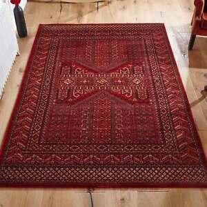 Traditional Oriental Design Rug High