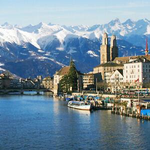 Intelligent Voyage Coupon Pour 2: Escapade Près Zurich Au Lammatal Au 3 * Hôtel | Suisse-afficher Le Titre D'origine 50% De RéDuction