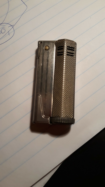 Lighter, Solgt! IMCO, Samlerobjekt: Vintage IMCO lighter.…