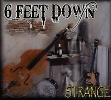 6 FEET DOWN - Strange CD  (Psychobilly) Nekromantix
