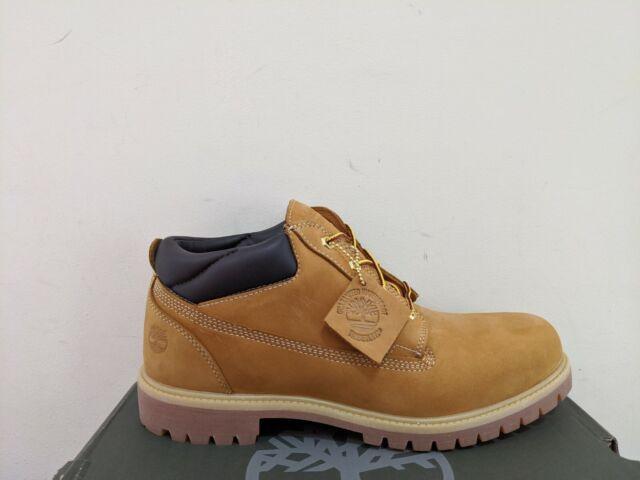 Timberland Men's Classic Oxford Waterproof Boots NIB