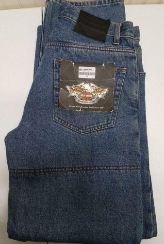 30x32 31x30 30x34 Details about  /#466 NWT Harley-Davidson men/'s Guardian denim jeans