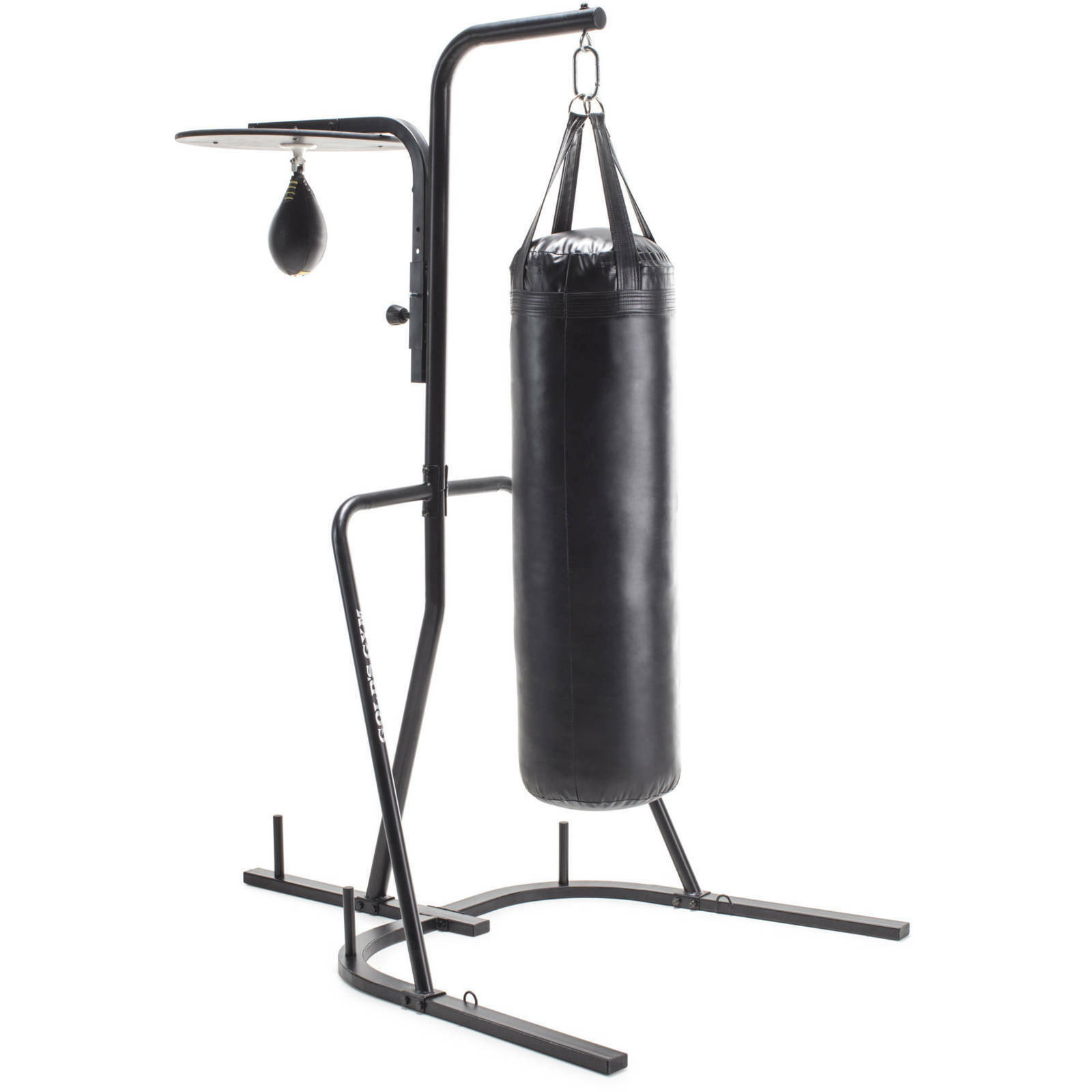 gold's Gym Dual Station Heavy Bag Boxing Stand Boxing Training  Pun ng MMA New  online outlet sale