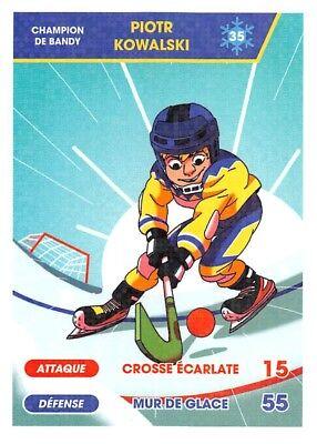 """Image Carte Pitch Sport /"""" Tour Du Monde Des Sports/"""" Au Choix"""