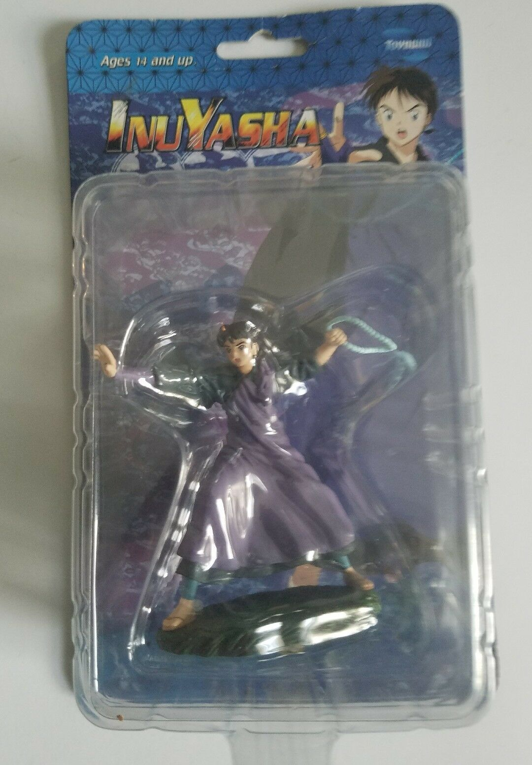 KAGOME INUYASHA MINI ACTION FIGURINE By Brand Toynami Brand By New (A3) c2080d