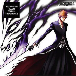 Image Is Loading Bleach Anime Soundtrack Cd Japanese Tv Animation Bleach