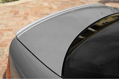 JDM M3 style trunk lip spoiler wing for Audi 04-11 C6 A6 S6