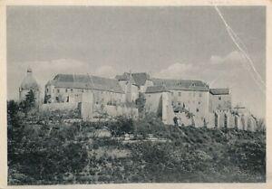 alte-sw-AK-Schloss-Neuenburg-bei-Freyburg-ungelaufen-Ansichtskarte-B536j