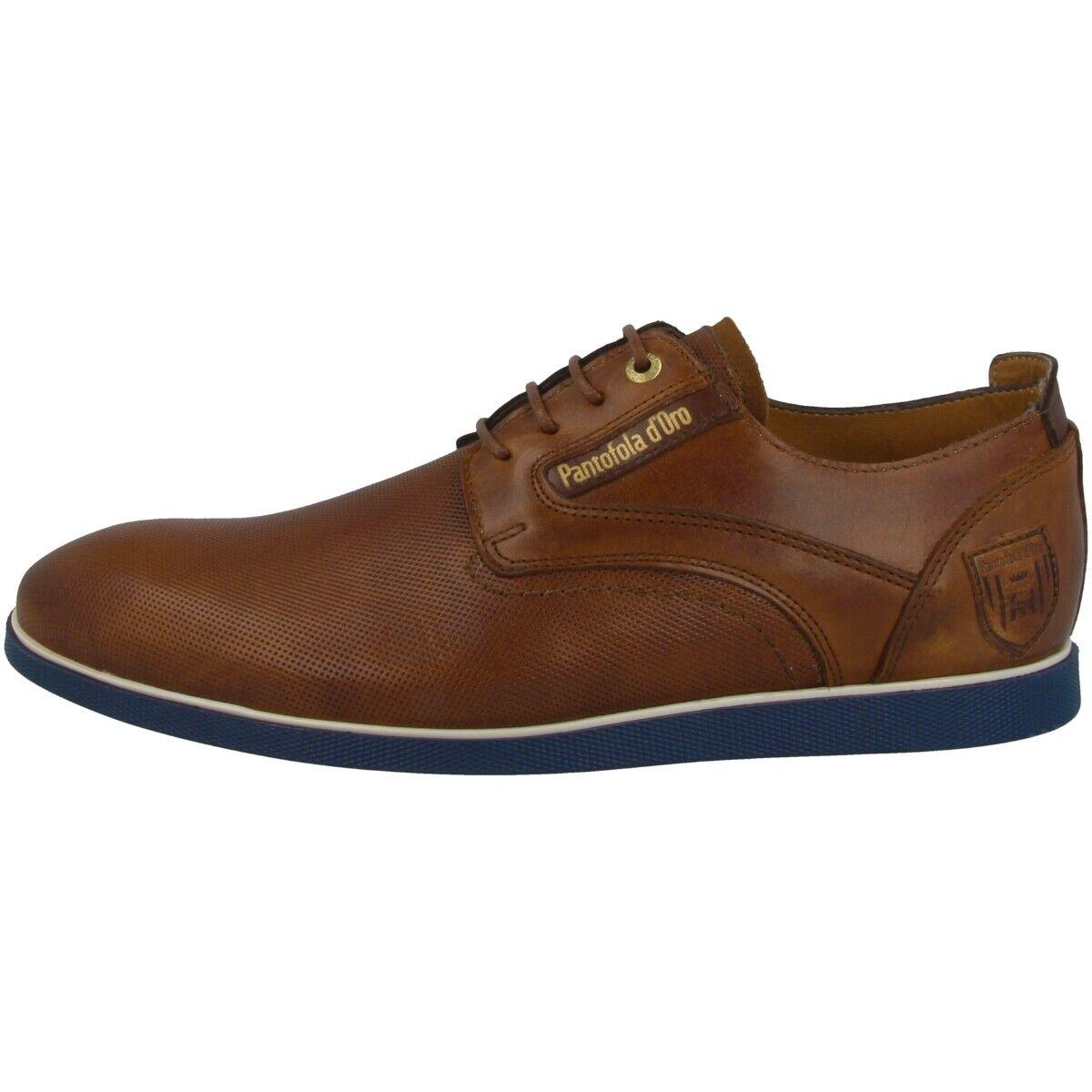Pantofola d Gold Urbino herren Low Schuhe Schuhe Schuhe Halbschuhe Business Schnürer 10193010.JCU cfbdeb