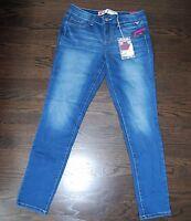 Grane Jeans Regular Juniors Teens Liquid Denim All Sizes $30 Price Tag Dark Wash