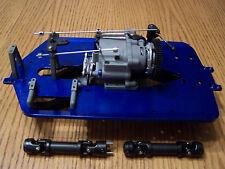 4907 3.3 T-Maxx Aluminum Chassis w/ Transmission Drive Shafts &Linkage /2.5 4910