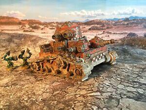 Resin Epic 6mm Scale Orc Flakk Truck Flak Wagon Ork 40k Warhammer 40000