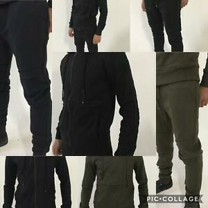 Mens-Boycott-King-Full-Tracksuit-Slim-Fit-Joggers-Pants-Bottoms-Hoody-Gym-Top