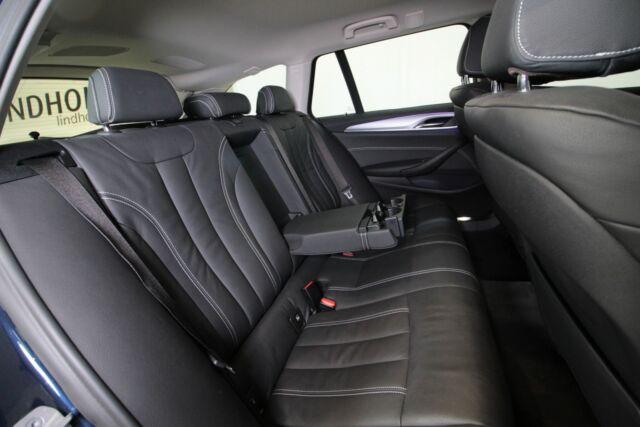BMW 530d 3,0 Touring Sport Line aut.