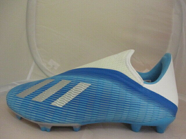 adidas X 19.3 Men's Laceless FG Football Boots UK 7.5 US 8 EUR 41.1/3 REF  5862