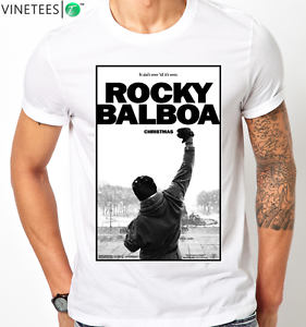 SYLVESTER-STALLONE-ROCKY-BALBOA-RAMBO-MOVIE-COOL-T-Shirt-KIDS-MENS-Any-Size