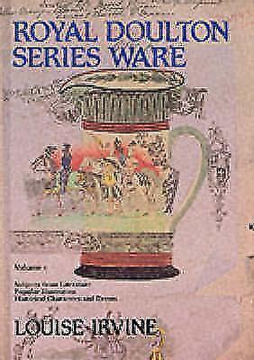 Royal Doulton Series Ware von Louise Irvine (1980, Gebundene Ausgabe)
