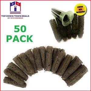 Grow Miracle AeroGarden Best Sponge Seed Pod Kit Starter System Refill 50-PACK