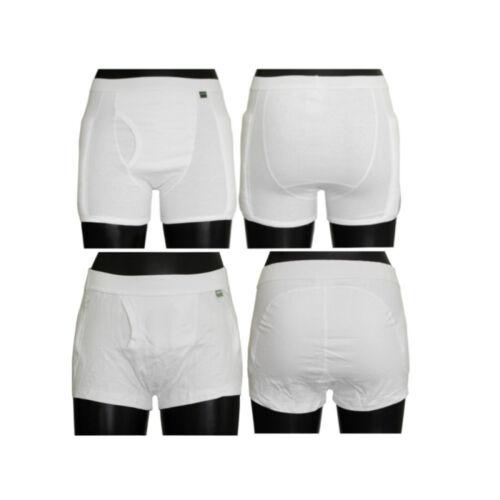 Mens underwear HIPS Shaping Cotton TRUNK boxer shorts hips /& Butt lift 5 pack