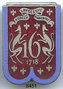 Bijoux pour hommes Willcut Angleterre Famille Cimier Nom de Famille Armoiries Boutons de Manchette