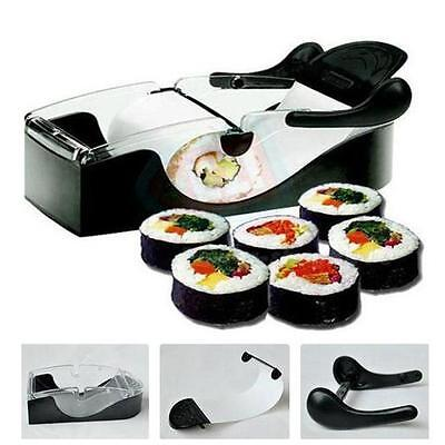 High Quality Kitchen Cook Sushi Roll Maker Tool DIY Sushi Cutter Roller Machine