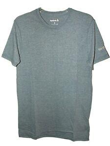 Nouveau-Homme-Garcons-Chauve-Souris-Bleu-Reebok-Workout-Training-Gym-Course-T-Shirt-Top-S-M-L-XL