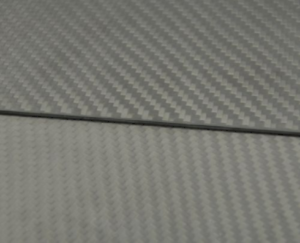 1pc 300mmX500mmX1.6mm Carbon Fiber Plate Panel Sheet 3K Plain Weave Matte