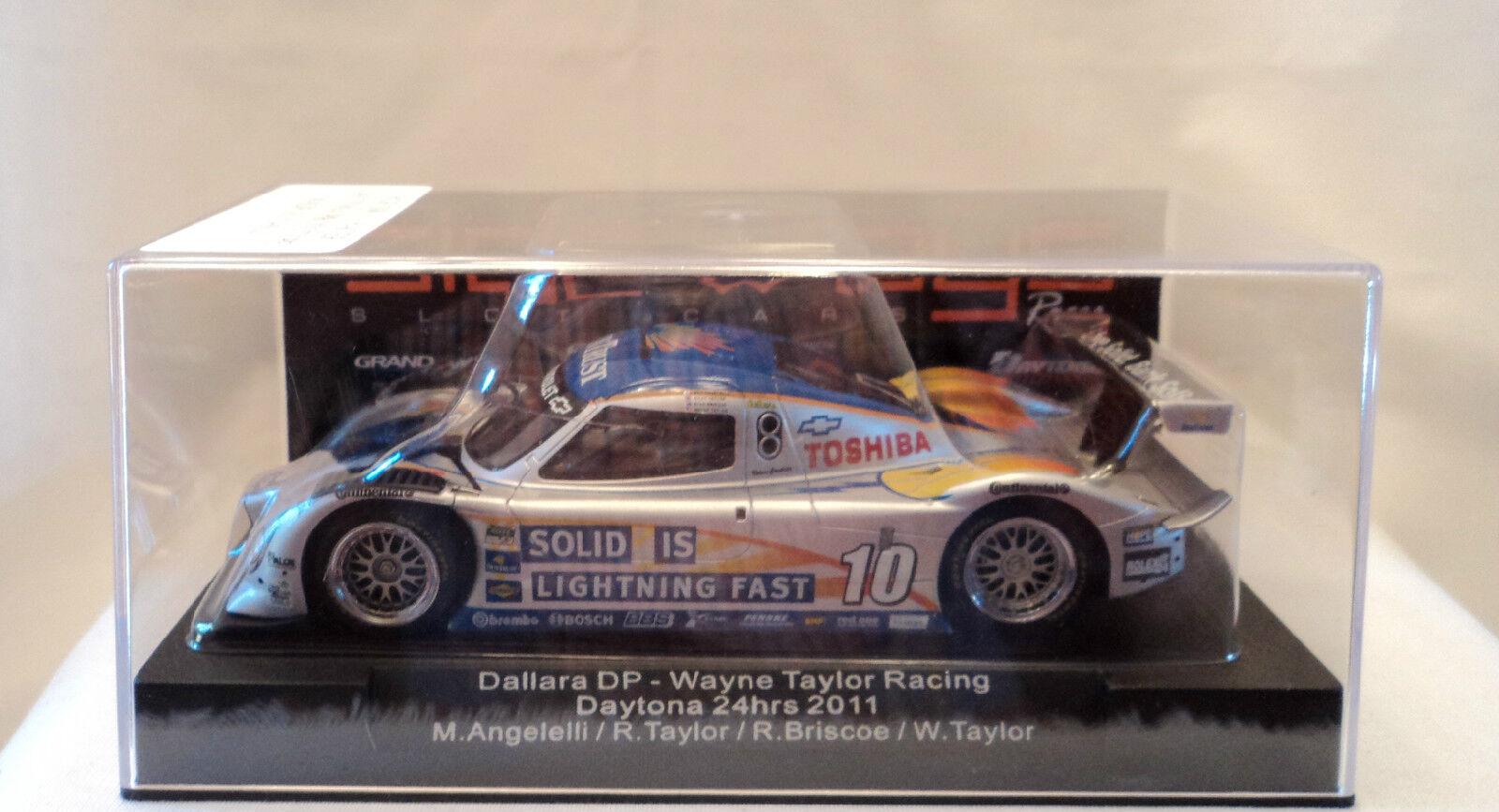 Racer seitwärts dallara wayne taylor - 1   32 sw11 slot car