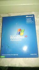 MICROSOFT WINDOWS XP PROFESSIONAL EDITION UPGRADE VERSION 2002