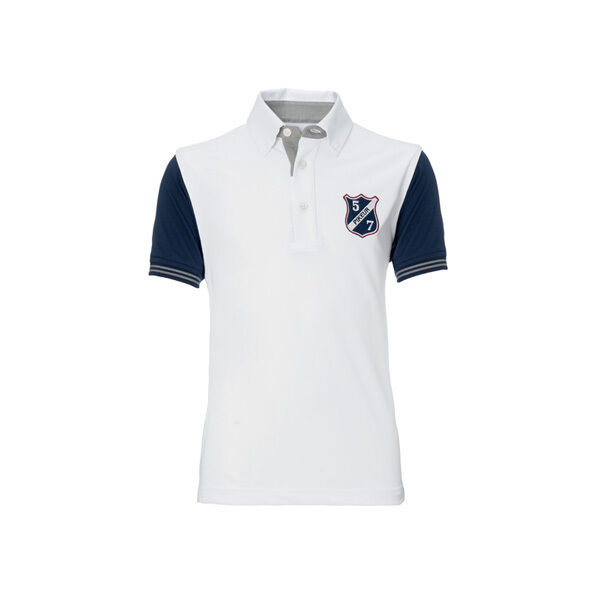 Pikeur Junior Competition Shirt with short sleeve   enjoy saving 30-50% off