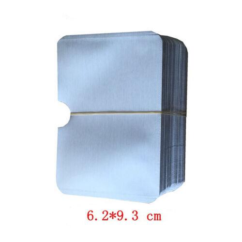 Aluminium Anti Rfid Wallet Blocking Reader Lock Bank Card Holder UK