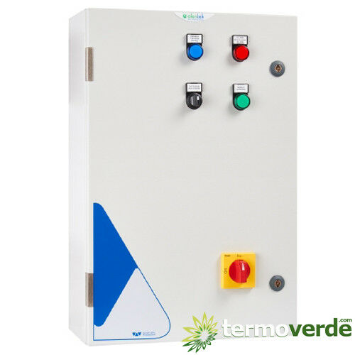 Quadro elettrico 1 pompa Elentek Static 1 15
