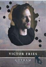 Gotham Season 2 Penguin Rising Villains Chase Card V9 Victor Fries
