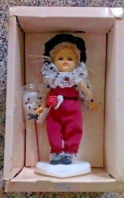 Vogue Ginny Doll Harlequin Vintage NRFB (box top missing)