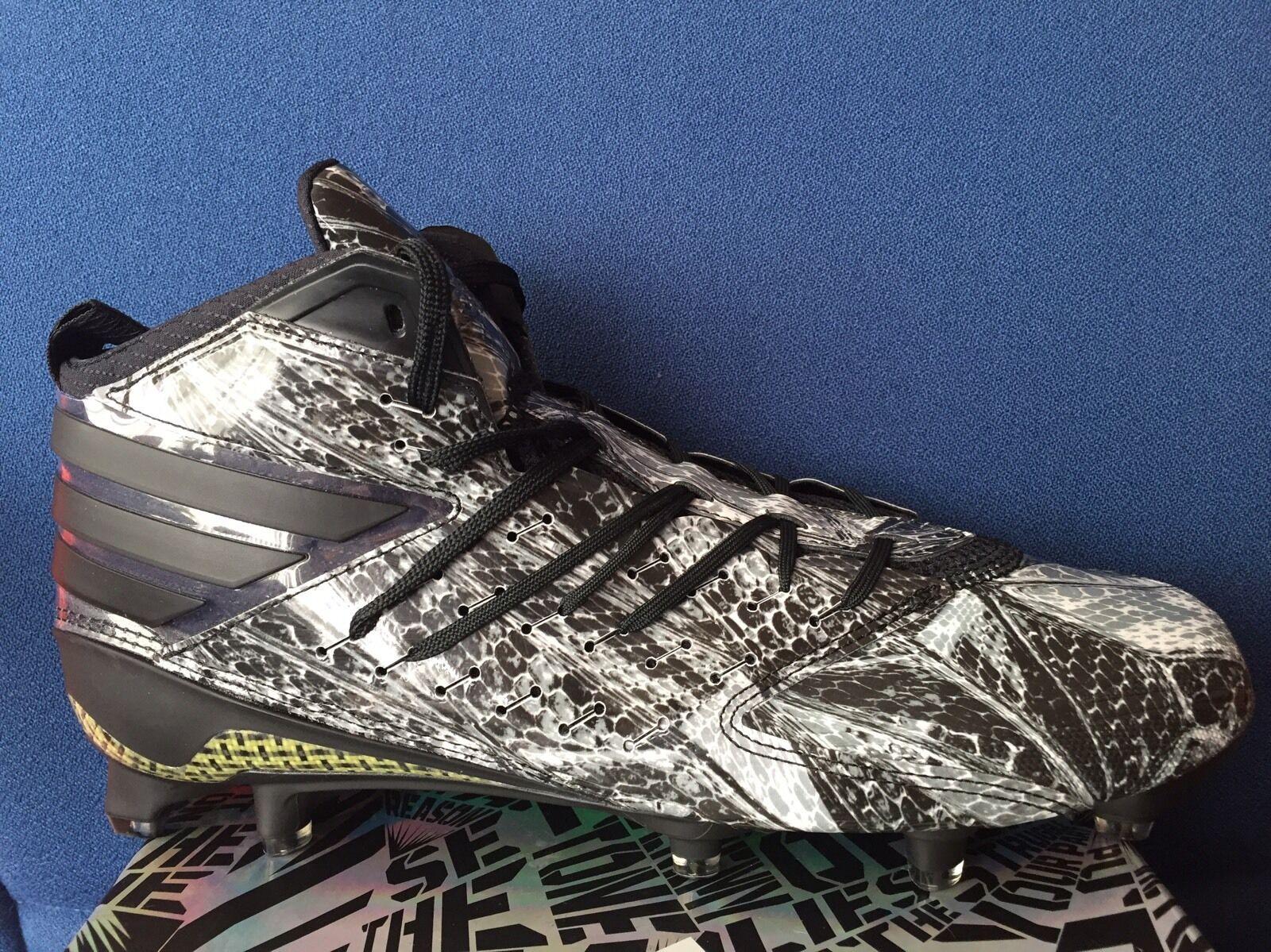adidas freak x kevlar sz - fußball - stollen sz kevlar 8 schwarz - weiß - graue schlange aq6849 7673b4