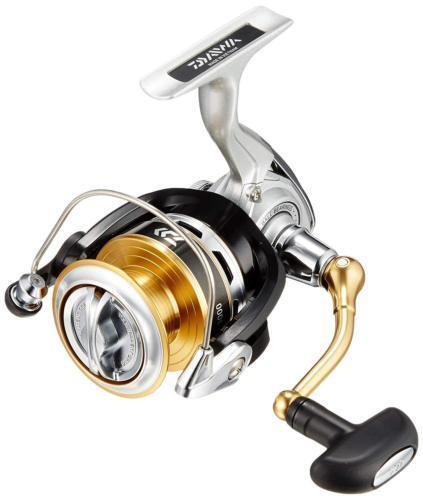 Daiwa 16 16 Daiwa CREST 3000 Spininng Reel From Japan 5a84d5