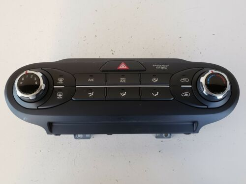 16 Kia Sorento Climate Control Panel Temperature Unit A//C Heater