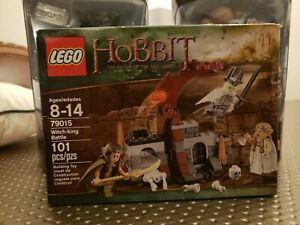 Lego-79015-The-Hobbit-Witch-King-Battle-include-Elrond-Galadriel-Minifigures-NEW